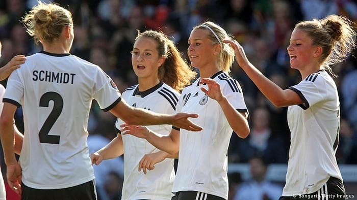 The Germany Women Team is under a transitional change.