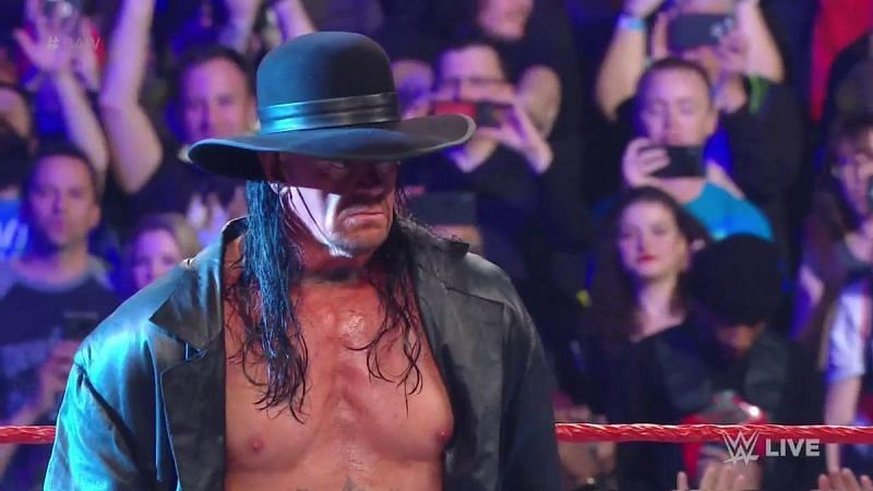 Expect The Deadman to feature on WWE TV heavily in the upcoming weeks leading to Extreme Rules