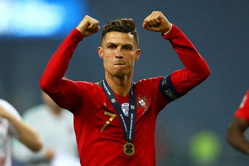 Twitter Hails Cristiano Ronaldo After Portugal Win The Uefa Nations League