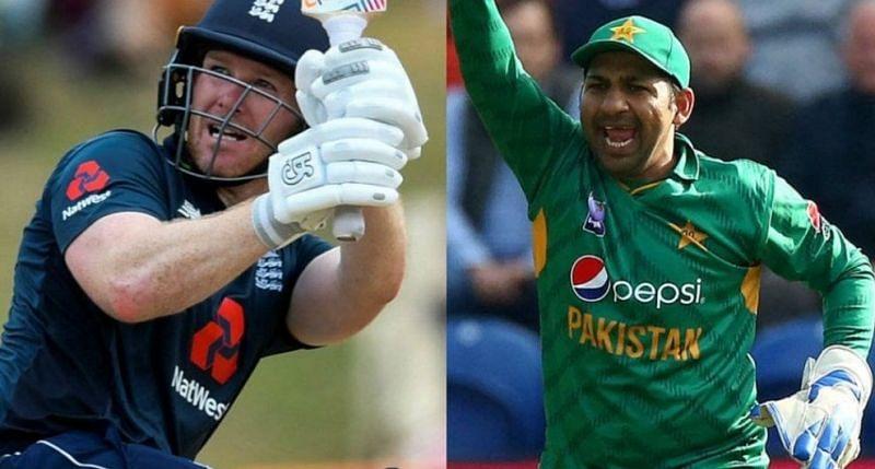 England vs pakistan - cricket world cup