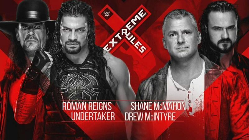 This Monster Clash is all set to Transpire next month at Extreme Rules!