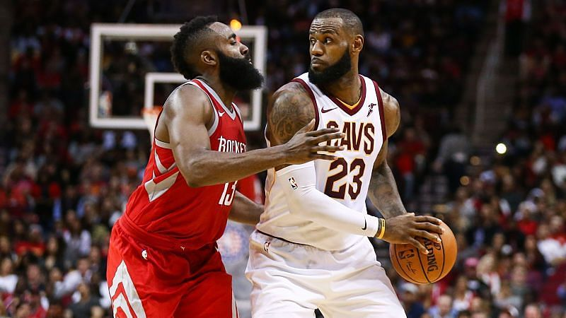 Even at 34, LeBron is still playing his best basketball ever.