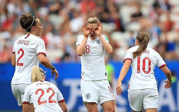 England v Scotland: Group D - 2019 FIFA Women