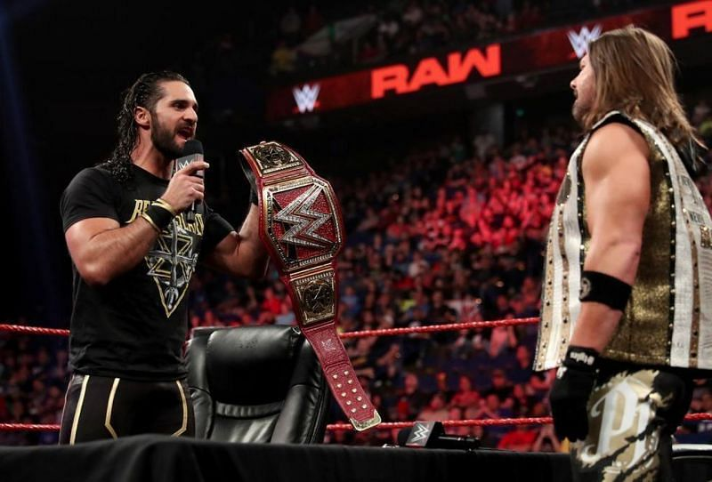 Styles and Rollins faced off at Money in the Bank, though the feud is far from over.