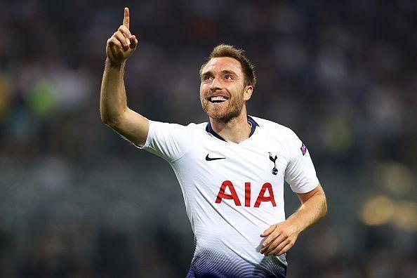 Could Christian Eriksen leave Tottenham this summer?