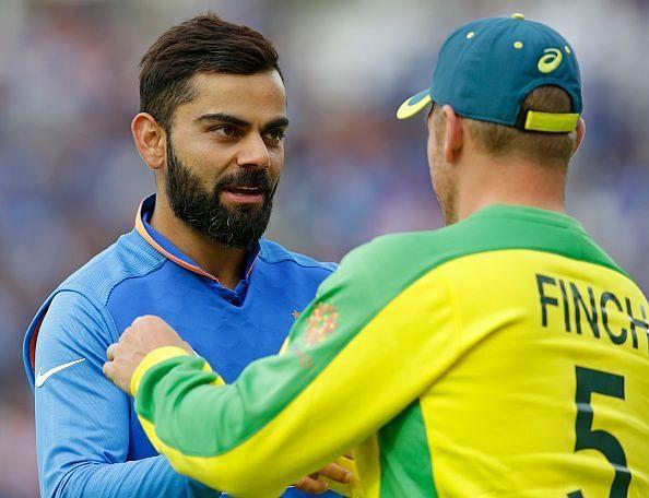 भारत vs ऑस्ट्रेलिया :वर्ल्ड कप 2019