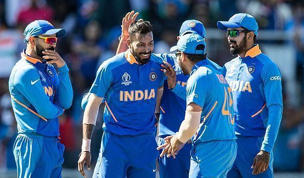 India are the only unbeaten team in this tournament