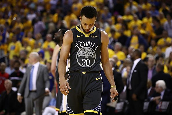 The Golden State Warriors are having a real crisis without Kevin Durant