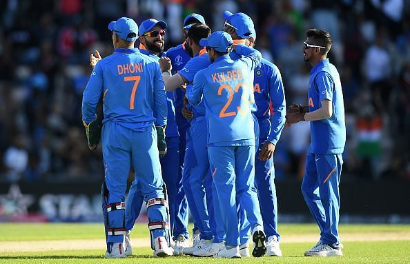 India defeated Afghanistan in their previous match of ICC Cricket World Cup 2019
