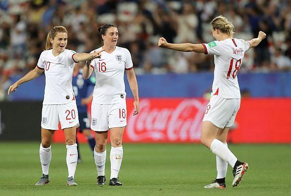 Japan v England: Group D - 2019 FIFA Women