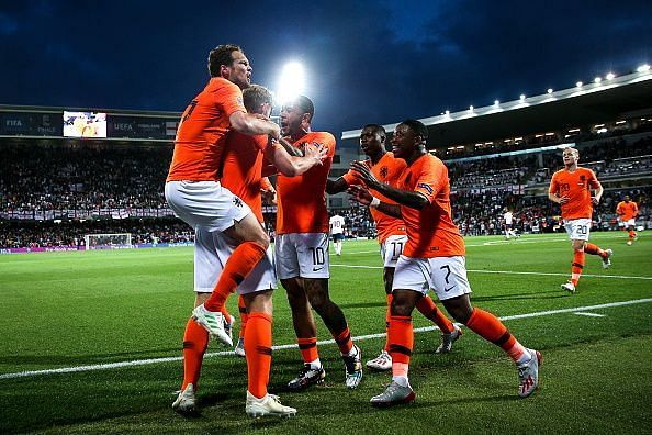 Uefa Nations League Netherlands 3 1 England 5 Hits And Flops