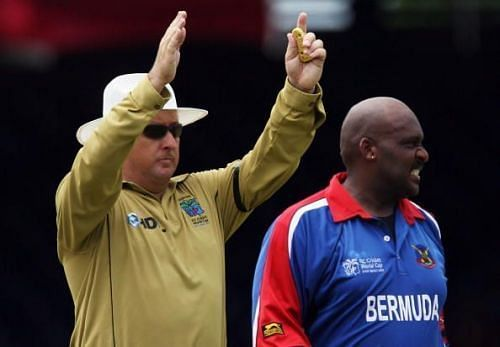 Bermuda lost all the matches they played in ICC World Cup
