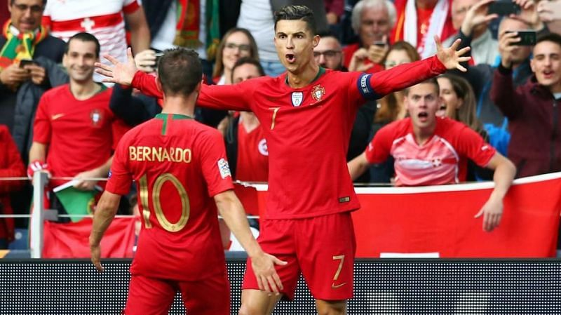 Ranking the top 3 Cristiano Ronaldo hat-tricks for Portugal