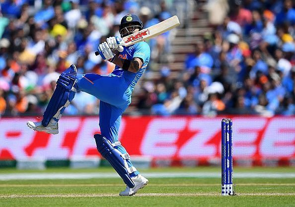 Virat Kohli has been in top form this World Cup