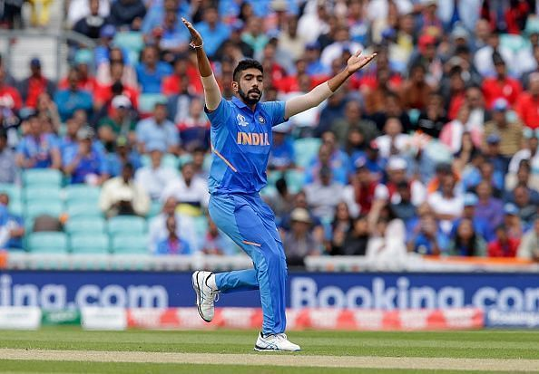 Getting better with time - Jasprit Bumrah