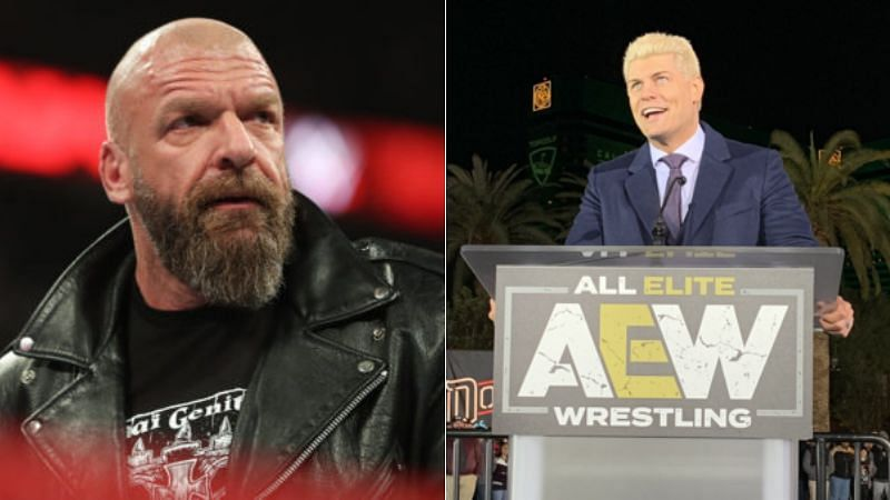 Triple H and Cody Rhodes are two of the most influential people in wrestling