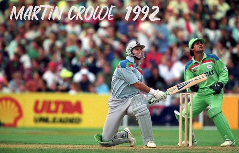 Martin Crowe (New Zealand)| 1992