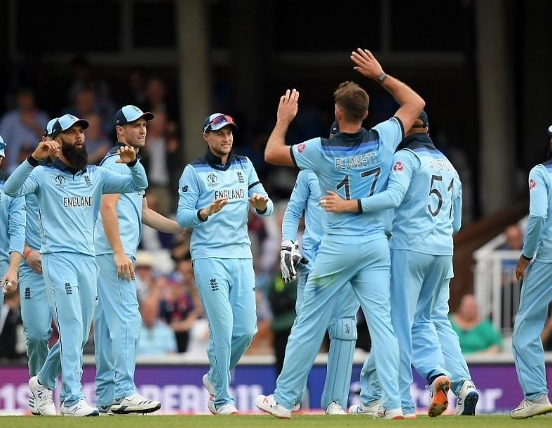 England - CWC 2019