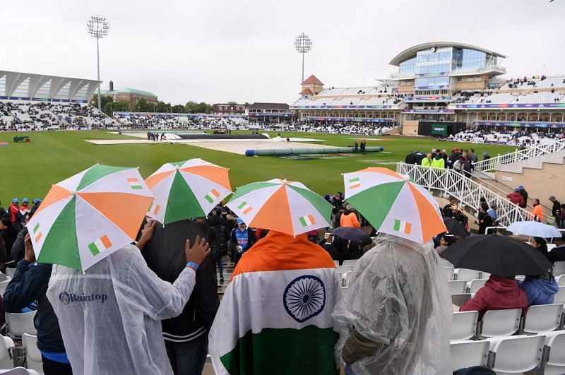 बारिश के कारण वर्ल्ड कप 2019 के चार मैच रद्द हो चुके हैं