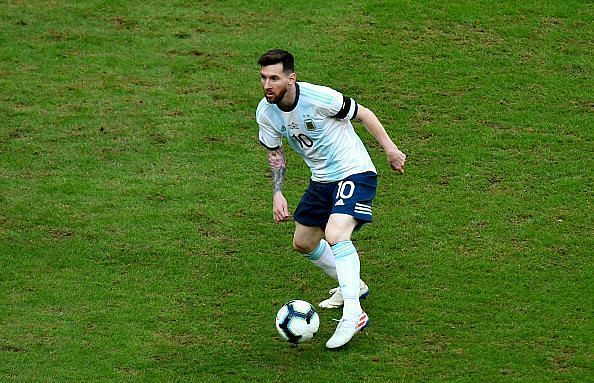 Has Argentina found the right partners for Messi in the attack?