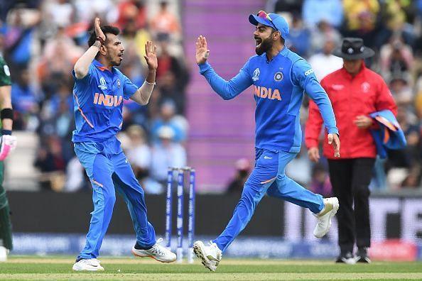 Virat Kohli will be itching to hit the straps against Australia
