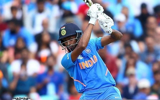 Hardik Pandya has been fairly decent for India so far in the tournament.