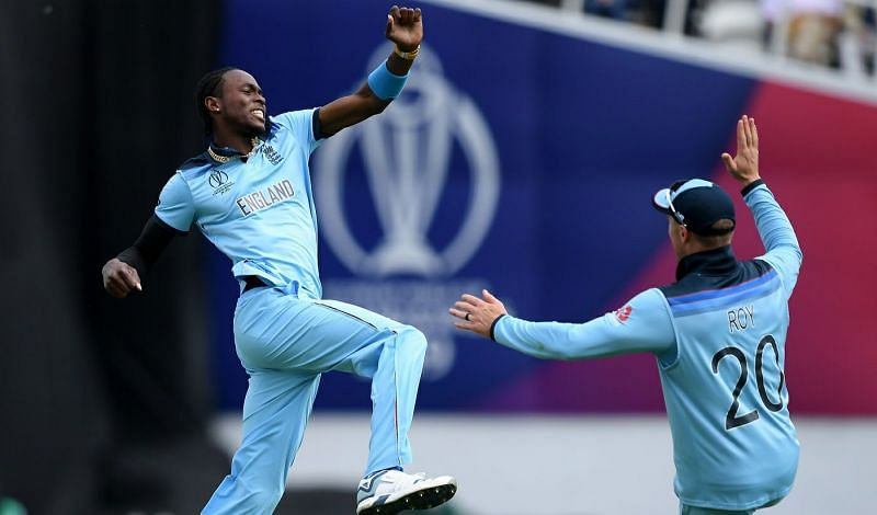 England fast bowler - Jofra Archer who can take the most wickets in this 2019 world cup