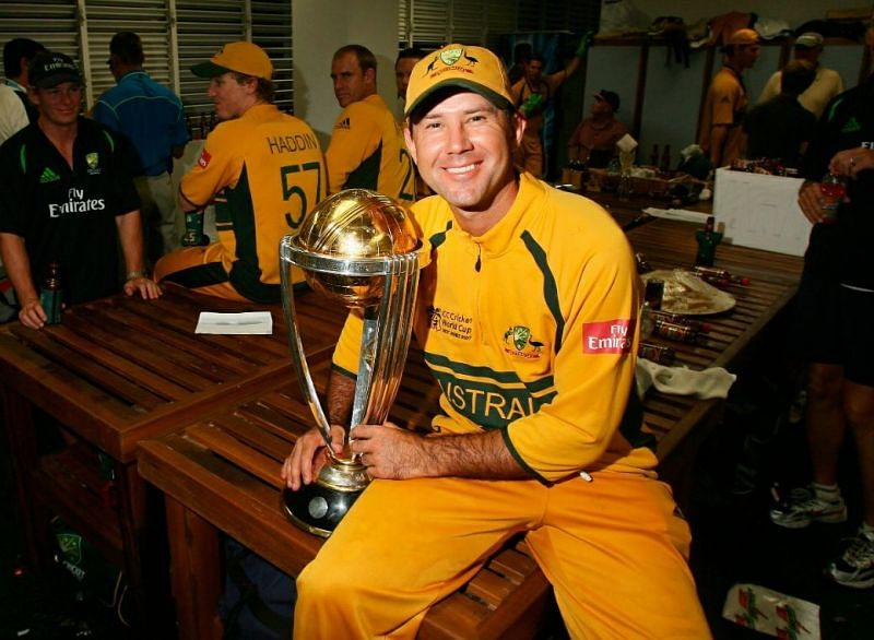 World cup history - Ricky Ponting proved to be the most successful captain for Australia in the history of World Cup