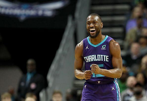 Kemba Walker enjoyed a career-season with the Charlotte Hornets