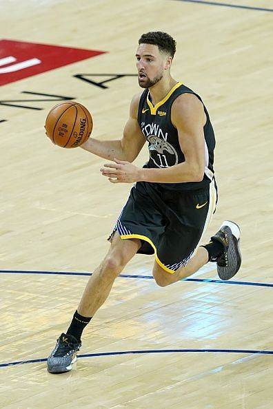 Klay was great in Game 4