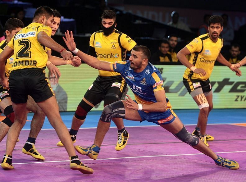 Ajay Thakur will be looking to form a strong partnership with Rahul Chaudhari