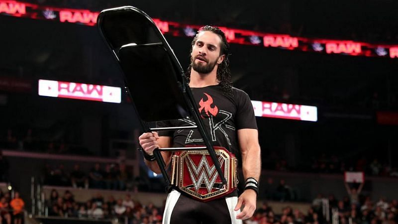 Seth Rollins won the Universal Championship from Brock Lesnar at WrestleMania 35