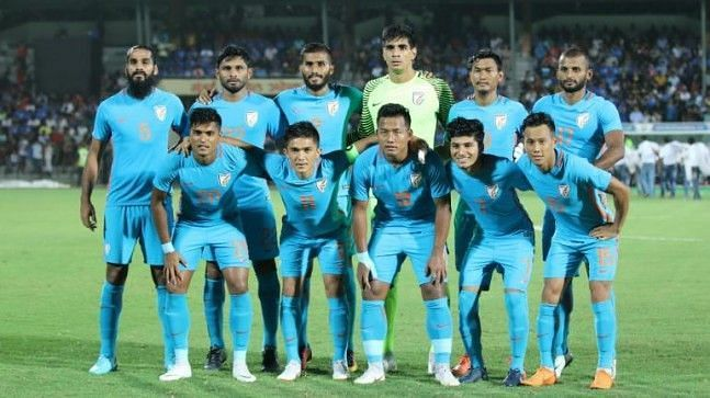 Indian Football Team