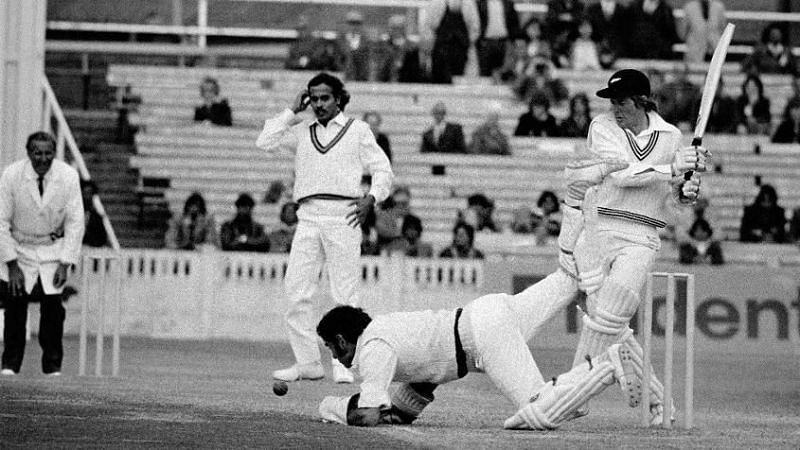 Ind vs NZ: World Cup 1975