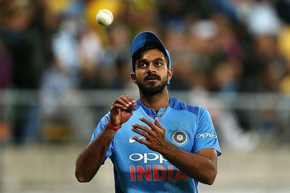 Vijay Shankar is the latest to suffer an injury scare