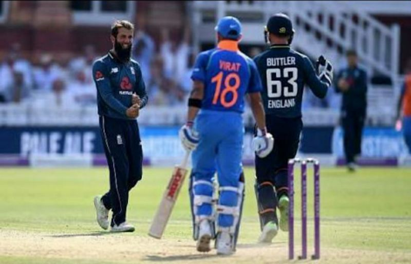 Icc cricket world cup 2019 - England all rounder Moeen Ali says that his eyes to take Virat Kohli