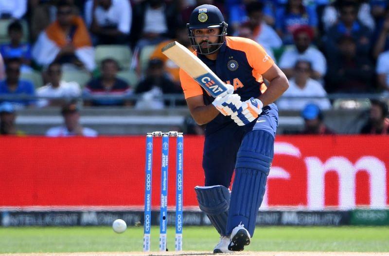 वर्ल्ड कप 2019 में रोहित शर्मा के तीन शतक