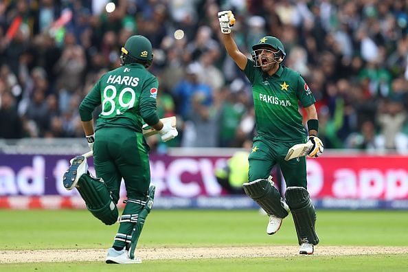 New Zealand v Pakistan - ICC Cricket World Cup 2019 New Zealand v Pakistan - ICC Cricket World Cup 2019