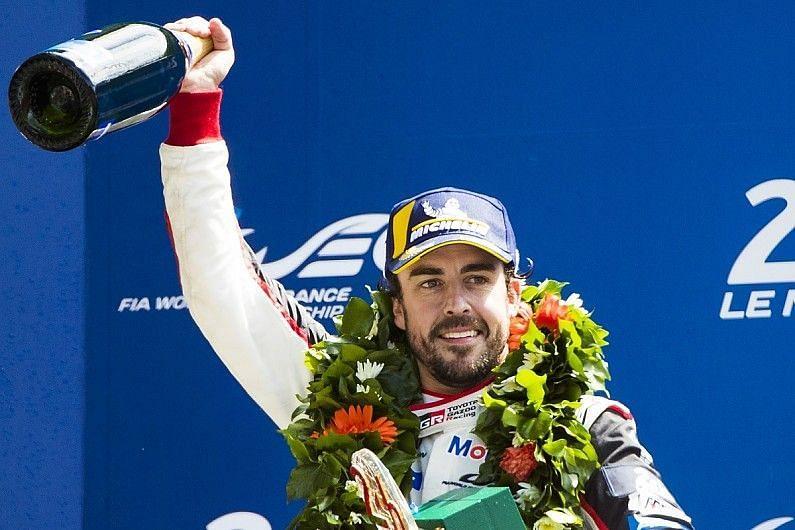 Alonso won the race last year