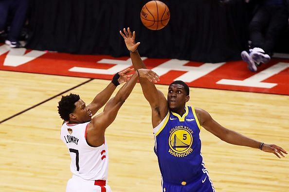 Kevon Looney has continued his rapid development over the past year