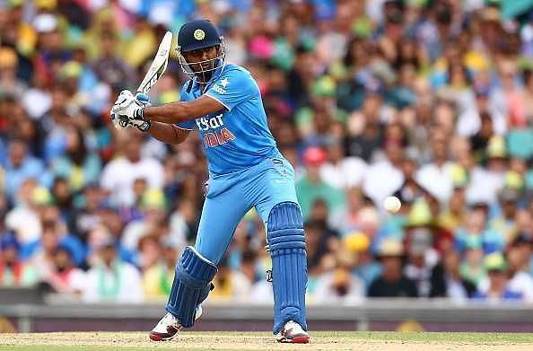 Rayudu was picked in India