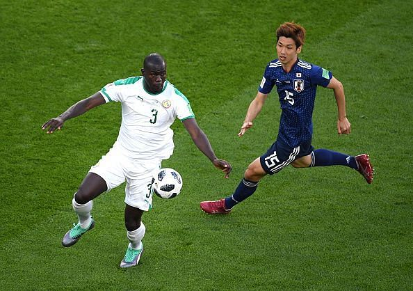 Kalidou Koulibaly is considered one of the best defenders in the world.