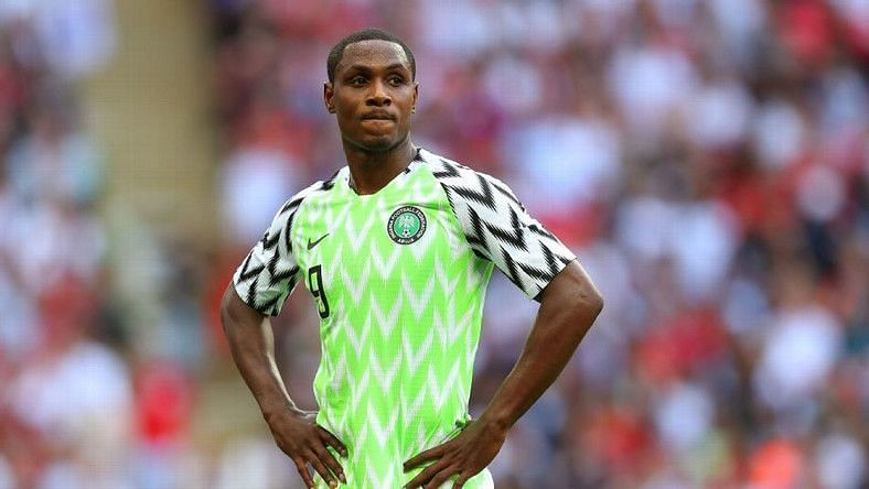 Ighalo has reinstated his place in the Nigerian starting line-up