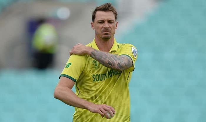 According to the South African captain, Steyn wasn