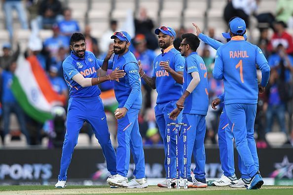 India are perhaps the best bowling side in the World Cup too