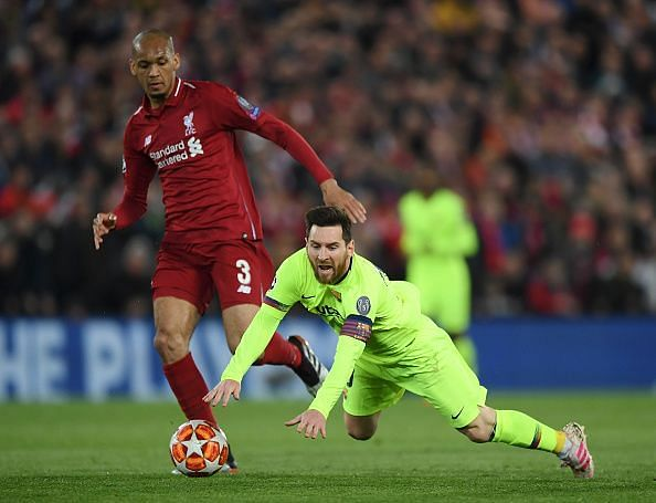 Fabinho settled well at Liverpool after a slow start.