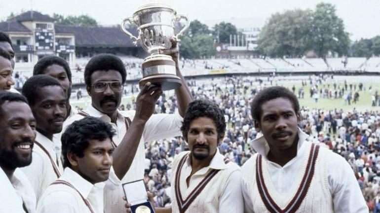 West Indies maintained their 100% win record at the World Cups