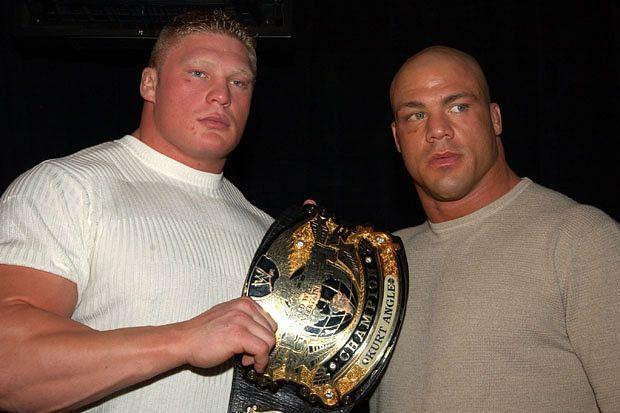 Brock and Angle