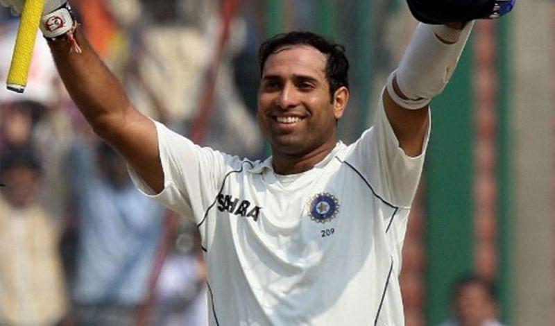 FormerIndian player - V.V.S laxman who doesn