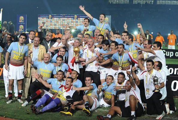 AFCON final: Ghana v Egypt